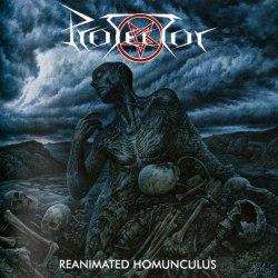 PROTECTOR - Reanimated Homunculus CD Thrash Metal