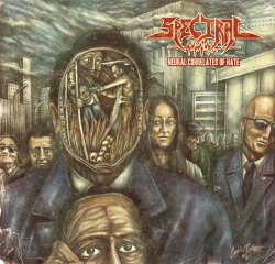 SPECTRAL - Neural Correlates of Hate CD Technical Death Metal