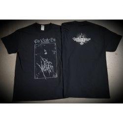 PA VESH EN - Dead Womb - L Майка Black Metal