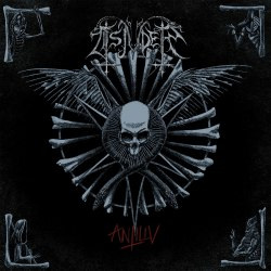 TSJUDER - Antiliv CD Black Metal