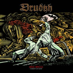 DRUDKH - Борозна Обірвалася CD Heathen Metal