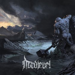 NORDJEVEL - Nordjevel CD Blackened Metal