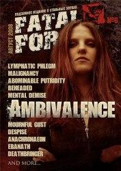 FATAL FORUM (RUS) #6 Журнал Metal