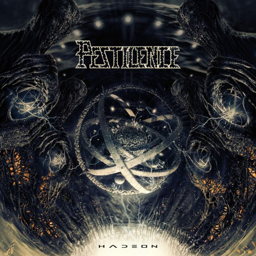 PESTILENCE - Hadeon Digi-CD Progressive Death Metal