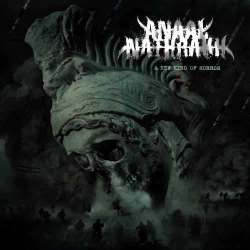 ANAAL NATHRAKH - A New Kind Of Horror CD Blackened Metal