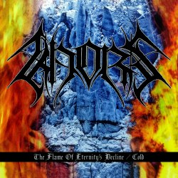 KHORS - The Flames of Eternity's Decline / Cold 2CD Atmospheric Heathen Metal