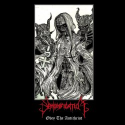 DEMONIFICATION - Obey The Antichrist CD Black Thrash Metal