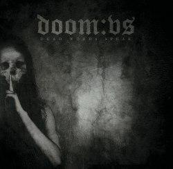 DOOM:VS - Dead Words Speak CD Funeral Doom Death Metal