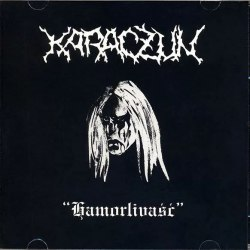 KARACZUN - Hamorlivaść CD Black Metal