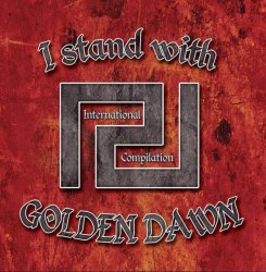 V/A - I Stand With Golden Dawn CD RAC