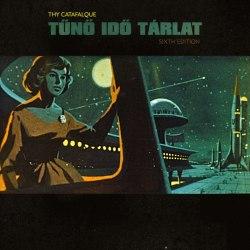 THY CATAFALQUE - Tűnő Idő Tárlat CD Avantgarde Metal