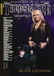 TERRORAISER #1 (25) 2006 Журнал Metal