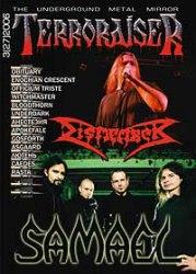 TERRORAISER #3 (27) 2006 Журнал Metal