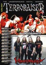 TERRORAISER #1 (29) 2007 Журнал Metal