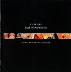 CARCASS - Reek of Putrefaction CD Goregrind
