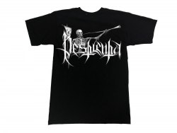 PESTILENTIA - Logo - XL Майка Black Metal