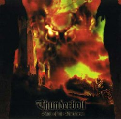 THUNDERBOLT - The Sons Of The Darkness CD Black Metal