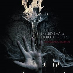 MELEK-THA & HORTH PROJECT - Exorkismus Requiem CD Dark Ambient