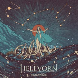 HELEVORN - Aamamata CD Gothic Doom Metal