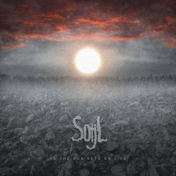 SOIJL - As The Sun Sets On Life CD Doom Death Metal