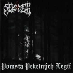 SEKHMET - Pomsta Pekelných Legií CD Black Metal