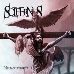 SOLFERNUS - Neoantichrist CD Blackened Metal