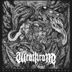 WRATHRONE - Reflections of Torment CD Death Metal