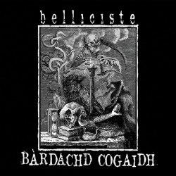 BELLICISTE - Bàrdachd Cogaidh CD Blackened Metal