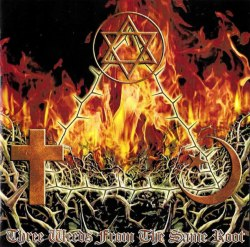 THOR'S HAMMER - Three Weeds From The Same Root CD NS Metal