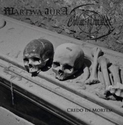 MARTWA AURA / ODOUR OF DEATH - Credo In Mortem CD Black Metal