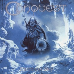 CONQUEST - Frozen Sky CD Power Metal