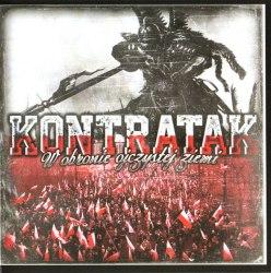 KONTRATAK - W Obronie Ojczystej Ziemi CD RAC