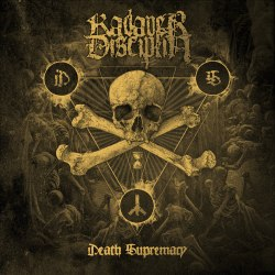 KADAVERDISCILPIN - Death Supremacy CD Black Metal