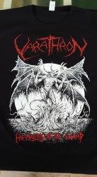 VARATHRON - His Majesty at the Swamp - S Майка Black Metal