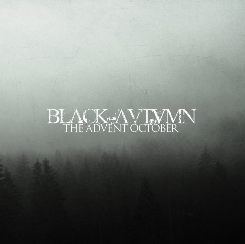 BLACK AUTUMN - The Advent October MCD Depressive Metal