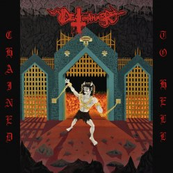 DEATHHAMMER - Chained To Hell CD Blackened Thrash Metal