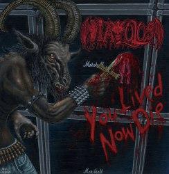 DIAVOLOS - You Lived Now Die CD Blackened Thrash Metal