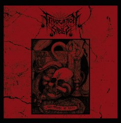INVOCATION SPELLS - The Flame of Hate CD Black Thrash Metal