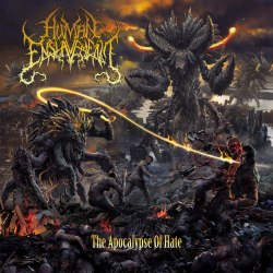 HUMAN ENSLAVEMENT - The Apocalypse Of Hate CD Brutal Death Metal