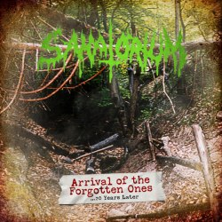 SANATORIUM - Arrival Of The Forgotten Ones ...20 Years Later CD Death Metal