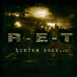 R.E.T. - Coming Soon... CD Doom Metal