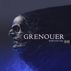 GRENOUER - Ambition 999 CD+DVD Experimental Metal