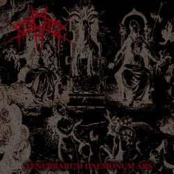 OMINOUS DEBAUCH - Tenebrarum Daemonum Ars CD Blackened Death Metal