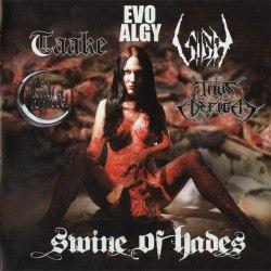 V/A - Swine Of Hades CD Metal