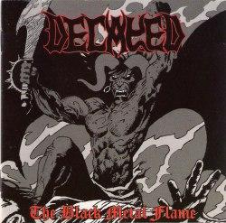 DECAYED - The Black Metal Flame CD Black Metal