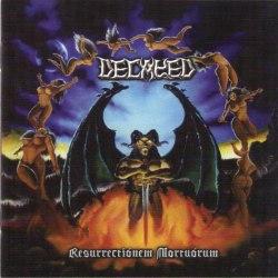 DECAYED - Resurrectiónem Mortuórum CD Black Metal