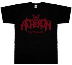 ACHERON - Lex Talionis - L Майка Death Metal