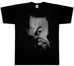 ILDJARN - Strength And Anger - M Майка Black Metal