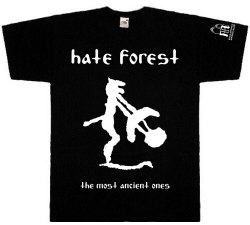 HATE FOREST - The Most Ancient Ones - L Майка Heathen Metal