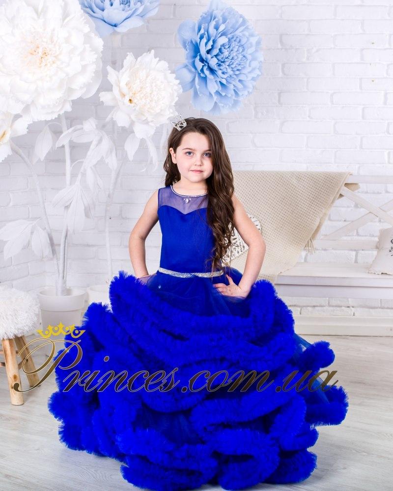 Купить Детское Платье Облако